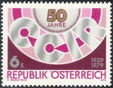 Austria 1979 CCIR/IRCC/Radio/Broadcasting/Communications/Music 1v (n44278)