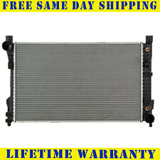 Radiator For 2001-2009 Mercedes-Benz C240 C320 1.8L 2.3L 2.5L 3.0L 3.2L 5.0L 5.5