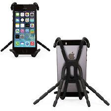 Soporte para Teléfono De Araña-Flexible Ajustable Cuna Para HTC Mariposa 3 & Desire Z