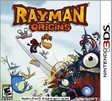 Rayman Origins 3DS New Nintendo 3DS, nintendo_3ds