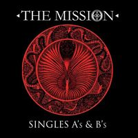 THE MISSION - SINGLES 2 CD NEW+