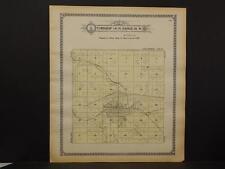 North Dakota, Barnes County Map, c1909, 140 N Range 58 W Township, Y6#30