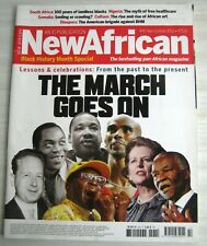 New African Magazine 532 October 2013 Black History Month Africa 9770142934051