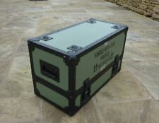 MILITARY TRANSIT CASE FRAGILE TRANSPORT INSTRUMENT SHIPPING HARDIGG PELI