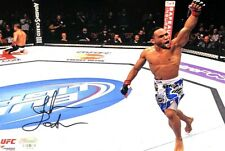 JOHN DODSON HAND SIGNED AUTOGRAPHED 8X10 UFC MMA PHOTO WITH FANATICS COA 2