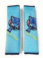 Lilo & Stitch Disney Car Truck Accessory : 2 pcs Seat Belt Covers #Somersault