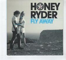 (GP704) Honey Ryder, Fly Away - 2008 DJ CD