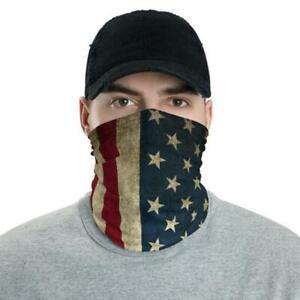 Buy 1 Get 1 Free Multi-functional Neck Gaiter, Premium Neck Face Covering Mask