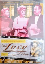 The Lucy Show - 4 Classic Episodes - Vol.2 (DVD, 2007) New Sealed DVD