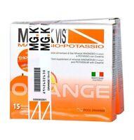 2 Confezioni Pool Pharma Mgk Vis Orange 15 Bustine + 15 Bustine