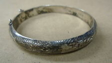 .925 Sterling Silver Bracelet Women Jewelry No Makers Mark