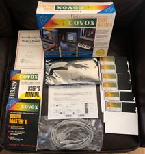 Vintage!! Covox Sound Master 2. Voice Command & Multimedia System.