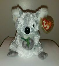 Ty Beanie Baby - BONZER the Koala Bear - MINT with MINT TAGS