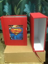 DC Super Heroes: The Ultimate Pop-Up Book by Matthew Reinhart,rare,limited ed