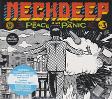 Neck Deep-The Peace And The Panic (Hmv Exclusive)  CD NEW