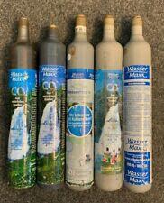 5 x Sodazylinder WasserMaxx Austausch Zylinder für 290 Gramm CO2 leer