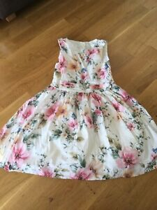 Next Age 4 Floral Party/wedding/flower Girl/ Bridemaid Dress