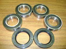 2002 ARCTIC CAT 375 EXCELLENT QUALITY REAR WHEEL BEARING AND SEAL KIT 374