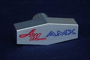 AMC AMX Custom Billet Aluminum Air Cleaner Wing Nut  CNC Machined & Engraved