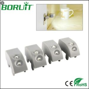 Quality Home & Kitchen Cupboard, Wardrobe & Cabinet Hinge LED Automatic Lights