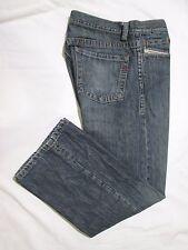 ~~>~>   DIESEL  ~ Mens  RIVEC  Straight Leg Blue Jeans ~ Sz 33 x 30 ~ EXCELLENT