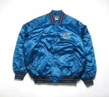 VINTAGE 2002 NIKE Men's NBA Franchise Jacket NKF005125WZ1 WASHINGTON WIZARDS