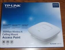 TP-Link N300 Wireless Wi-Fi Access Point Supports 802.3af PoE Ceiling Mount NEW