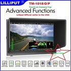 """LILLIPUT 10.1"""" TM-1018/O/P IPS Touch Monitor Peaking Waveform Battery AB mount"""