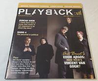 June 2006 Playback:stl ~ ART BRUT, DUNCAN SHEIK, RADIO 4, TOMMY KEENE, more