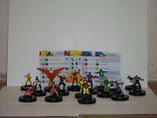Heroclix Avengers Assemble # 017-032 Complete Uncommon set