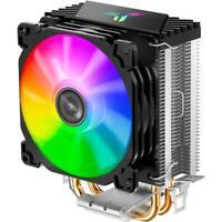 Jonsbo CR1200 2 Heat Pipe Tower CPU Cooler RGB 3Pin Cooling Fans Heatsink L&6