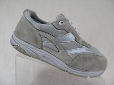 SAS Tour Mesh Grey Sz 8 WW Women Diabetic Comfort Shoes