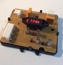 Ac Power Board Pcb P.c.b. For Direct Drive Turntable Gemini Philips XL-500 II 2