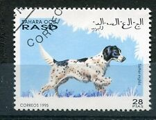 TIMBRE CHIEN SETTER ANGLAIS