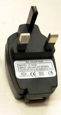 USB Cable + UK Or EU AC Wall Charger Plug SAMSUNG WB-100 Digital Camera Y144