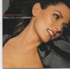 Shania Twain-Man I Feel Like A Woman cd single