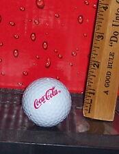 COCA - COLA BRAND GOLF BALL