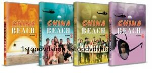 China Beach Seasons 1-4 DVD Complete Set Brand New and Sealed Australia