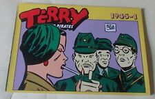 TERRY AND THE PIRATES (1945/1) (YELLOW KID 136 - ed. Comic Art)
