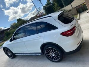 16-20 Mercedes-Benz GLC Real Spoiler
