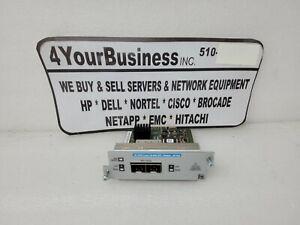 J9731A HP ProCurve 2920 2-Port 10GB 10GbE SFP+ Expansion Module-FAST FedEx 2-Day