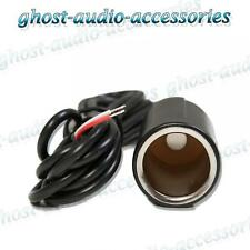 12v Female Car Cigar Cigarette Lighter Socket Plug Connector High Quality 2M 5A