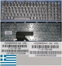 TECLADO QWERTY GRIEGO PackardBell Easy Note SJ81 SJ51 SJ82, 71-31767-08 Negro