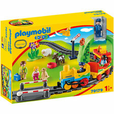 Playmobil 70179 1.2.3 My First Train Set