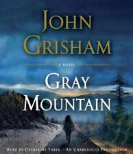 Gray Mountain by John Grisham (2014, Compact Disc, Unabridged edition)