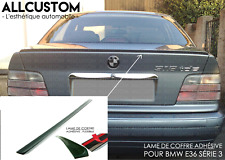 REAR TRUNK BOOT LIP SPOILER for BMW E36 3 SERIES COUPE 1991-2000 325i 328i M M3