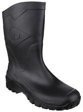 Dunlop Pvc-stiefel Dee Farbe schwarz Größe 43
