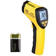 URCERI Digital Laser Infrarot Thermometer IR-802, IR Pyrometer -50°C bis +580°