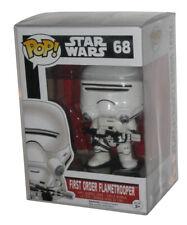 Pop Star Wars Ep7 68 First Order Flametrooper Figure Funko 6224