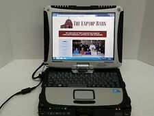 Panasonic Toughbook CF-19 MK4 i5 1.2ghz 540u 4GB 160GB NO AC Sp2